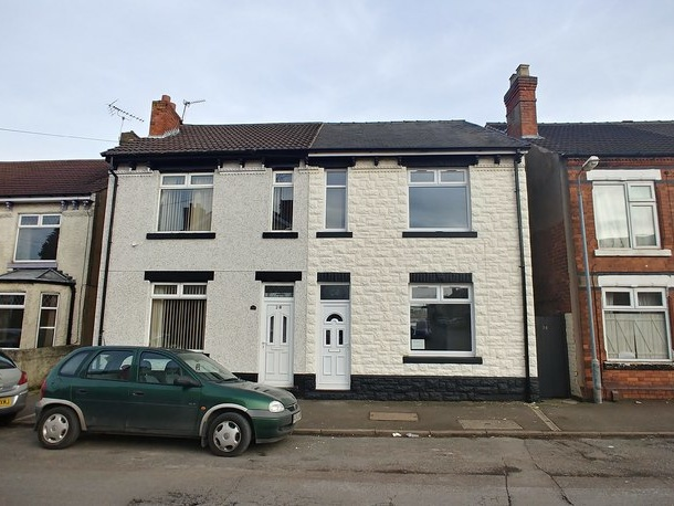 for sale house Kirkby - In - Ashfield